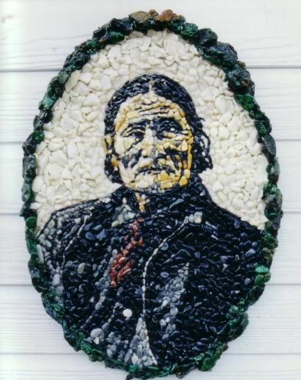 Geronimo par Rose